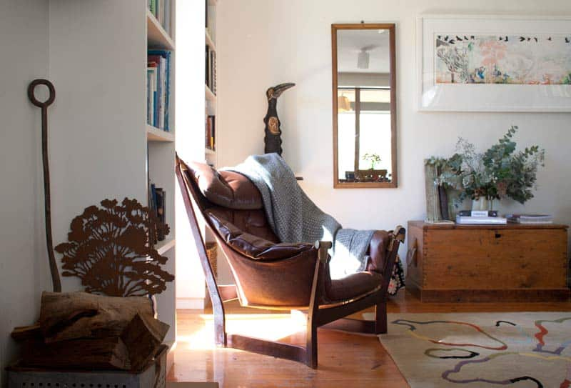 Alice Barker House: An Art Filled, Bush Land Haven In Rural Victoria. Photography By Birdhouse Digital.